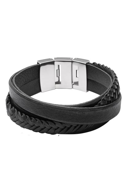 Fossil heren armband - JF02079040