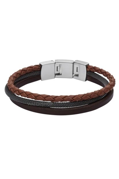 Fossil heren armband - JF02213040