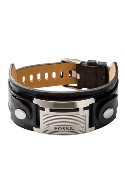 Fossil heren armband JF84816040