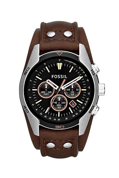 Fossil Coachman heren horloge CH2891