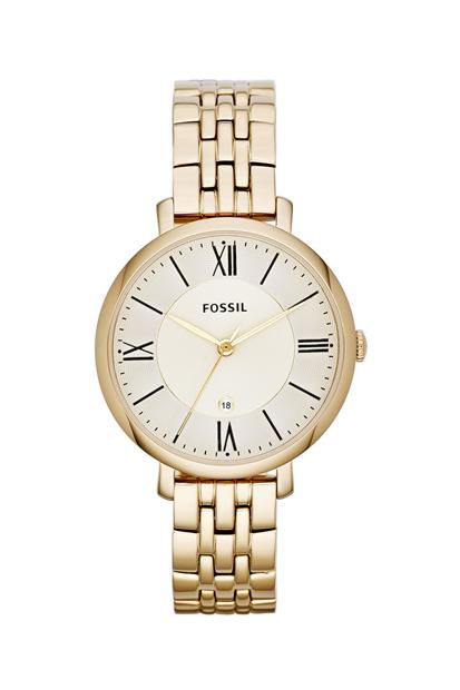 Fossil Jaqueline dames horloge ES3434