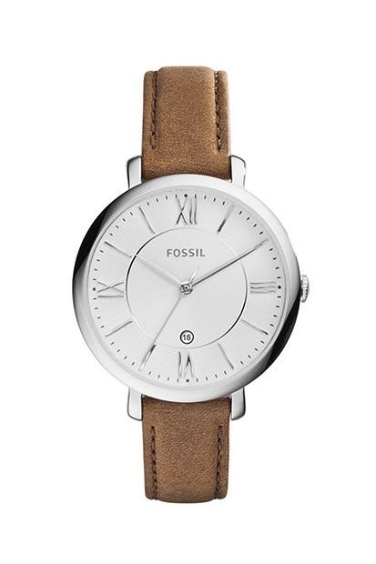 Fossil Jaqueline dames horloge ES3708