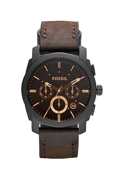 Fossil heren horloge FS4656