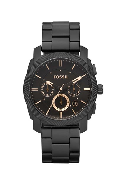 Fossil Machine heren horloge FS4682