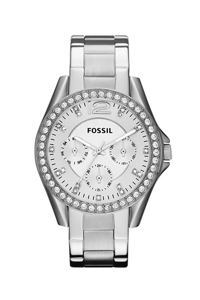 Fossil Riley dames horloge ES3202
