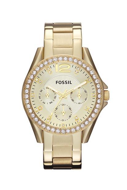 Fossil dames horloge Riley ES3203