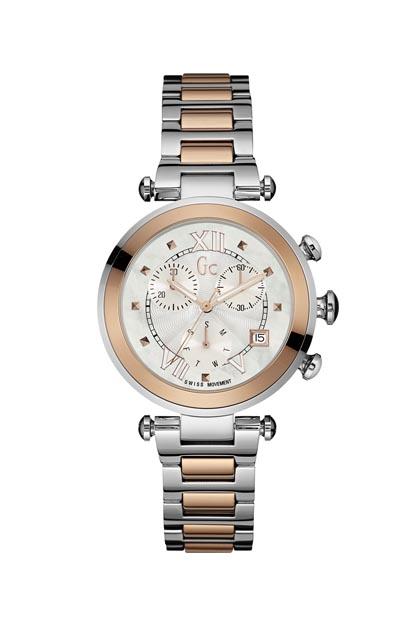 GC Sport Chic Collection dames horloge Y05002M1