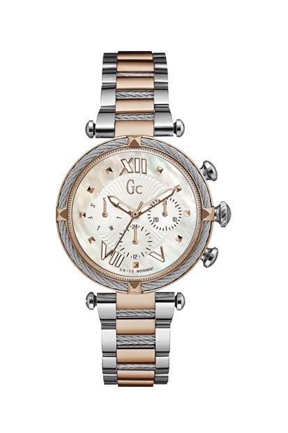 GC Cable Chic Collection dames horloge Y16002L1