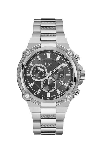 GC Cable Chic Collection heren horloge - Y24003G2