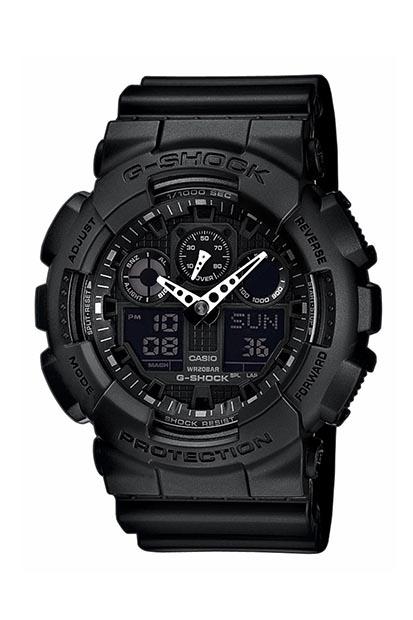 G-Shock Original heren horloge GA-100-1A1ER
