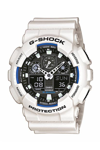 G-SHOCK Original heren horloge GA-100B-7AER