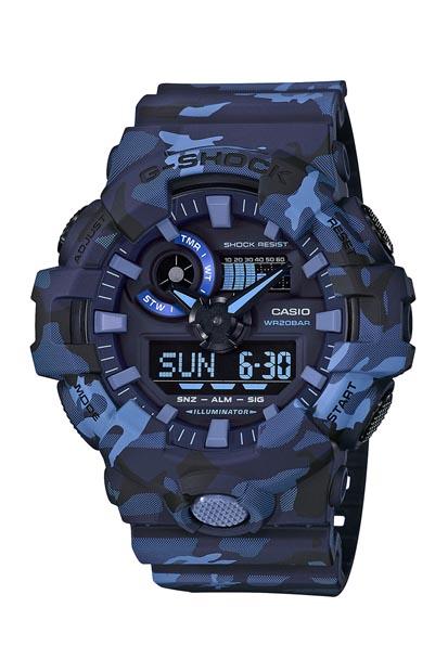 G-SHOCK Original heren horloge - GA-700CM-2AER
