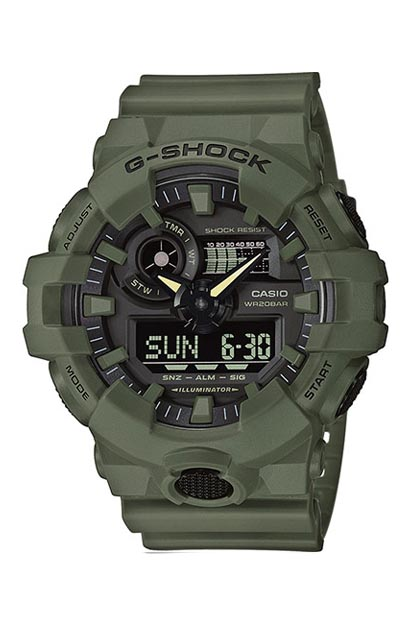 G-SHOCK Original heren horloge - GA-700UC-3AER