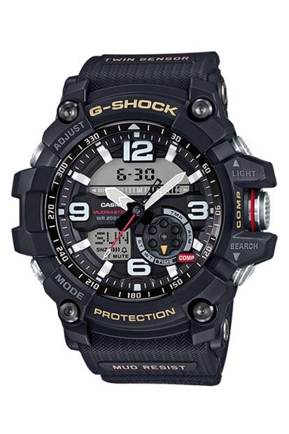 G-SHOCK Mudmaster heren horloge - GG-1000-1AER