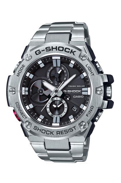 G-Shock G-STEEL heren horloge - GST-B100D-1AER