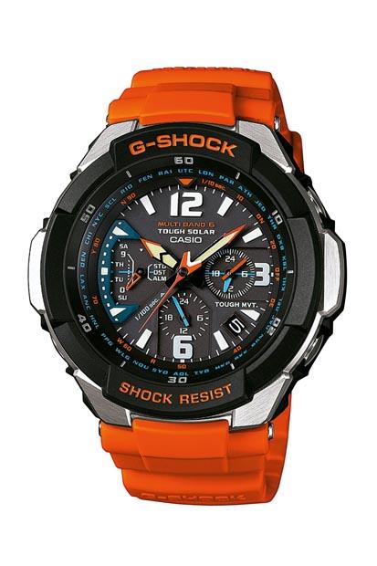 G-Shock Gravitymaster heren horloge GW-3000M-4AER