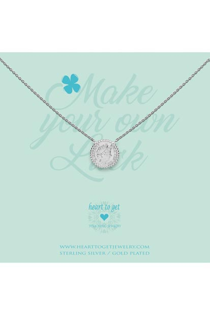 Heart to Get ketting - N394CHD18S