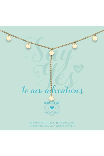 Heart to Get ketting - N404YCI18G