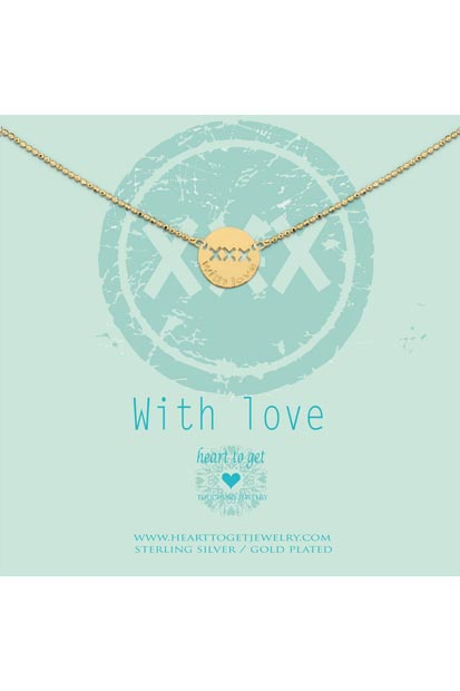 Heart to Get ketting - N51CWL12G
