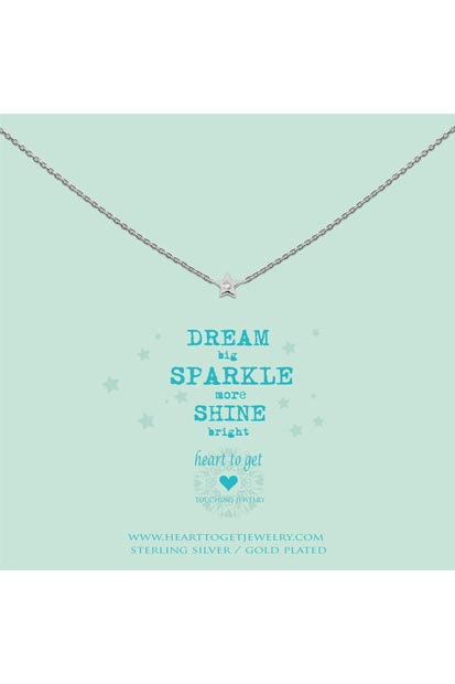 Heart to Get Star ketting N195STZ13S