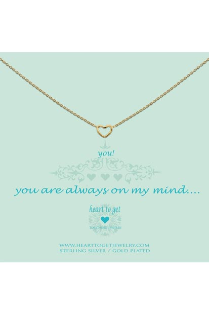 Heart to Get Heart ketting N21OPH11G