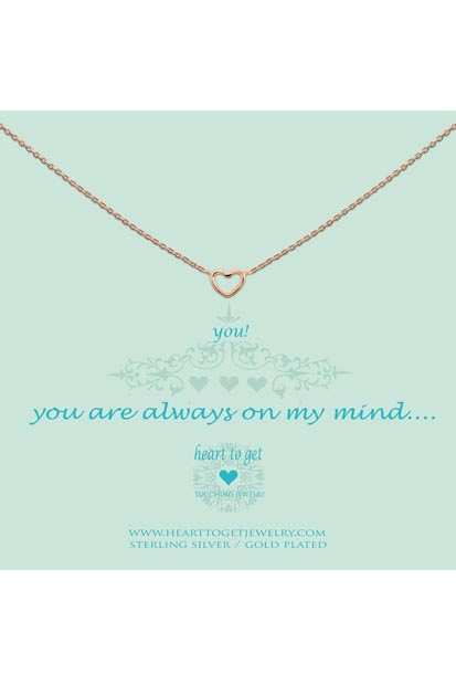 Heart to Get Heart ketting N21OPH11R
