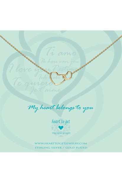 Heart to Get Heart ketting N244ENH15G