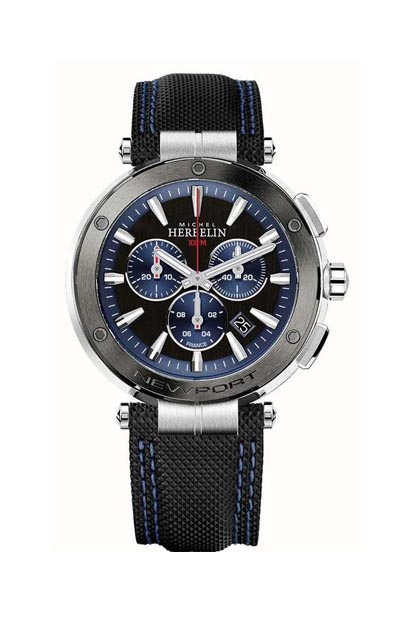 Michel Herbelin heren horloge - 37688/AG65