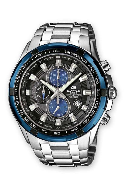 Edifice heren horloge EF-539D-1A2VEF