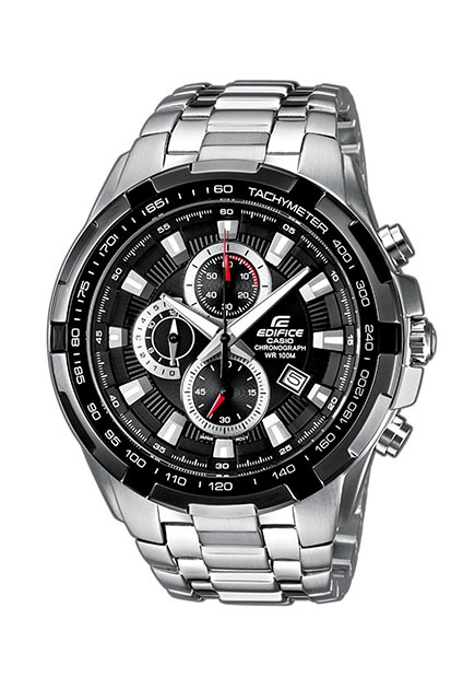 Edifice heren horloge EF-539D-1AVEF