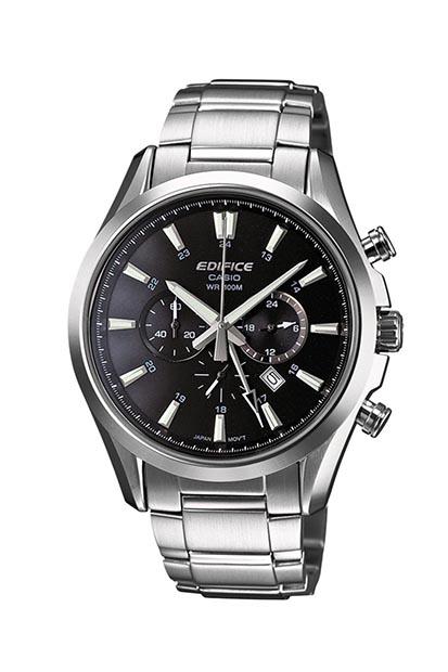 Casio Edifice heren horloge EFB-504D-1AVEF