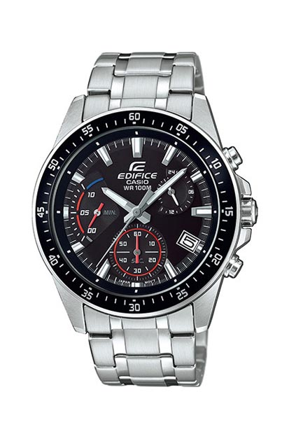 Casio Edifice heren horloge EFV-540D-1AVUEF