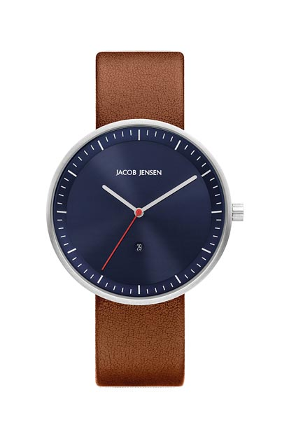 Jacob Jensen heren horloge - 276