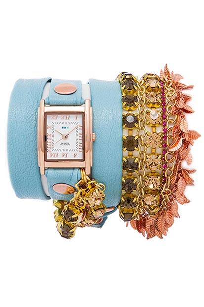La Mer Collection dames horloge LMMULTI2003