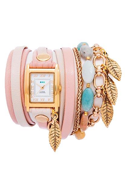 La Mer Collection dames horloge LMMULTI1008