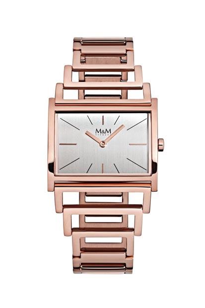 M&M dames horloge M11901-992