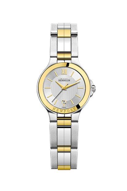 Michel Herbelin dames horloge - 14298-BT11