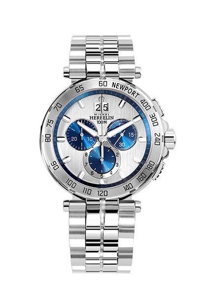 Michel Herbelin heren horloge - 36696-B42