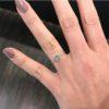 PAS Diamonds ring