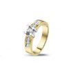 PAS Diamonds gouden ring bezet met 0.40 ct briljant - GD0999