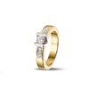 PAS Diamonds gouden ring bezet met 0.25 ct briljant - GD1316