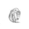 PAS Diamonds witgouden ring bezet met 0.48 ct briljant - GGA0141