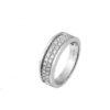 PAS Diamonds witgouden ring bezet met 0.52 ct briljant - GK1633