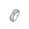 PAS Diamonds witgouden ring bezet met 0.13 ct briljant - GK2849
