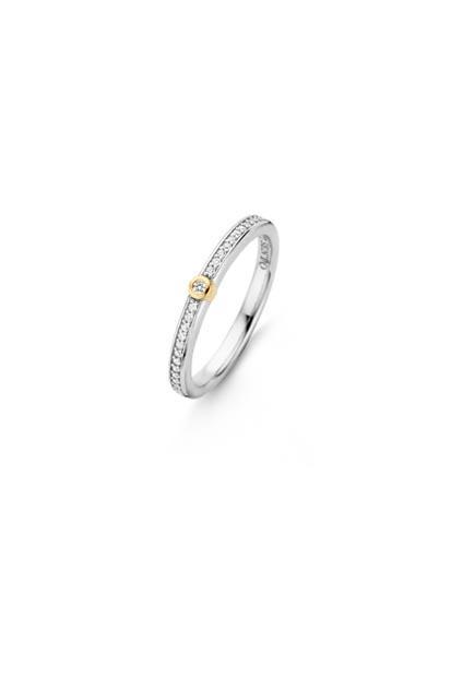 Ti Sento ring - 12147ZY