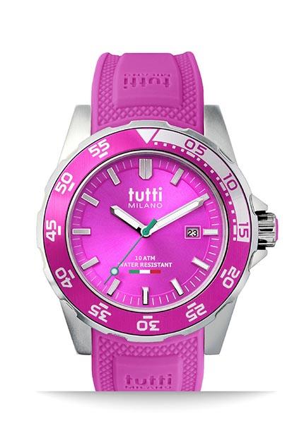 Tutti Milano Corallo dames horloge TM900FU