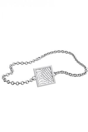 Royolz armband met vingerafdruk FPA 206