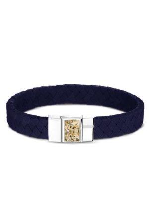 See You armband met asvulling BG 008 blauw