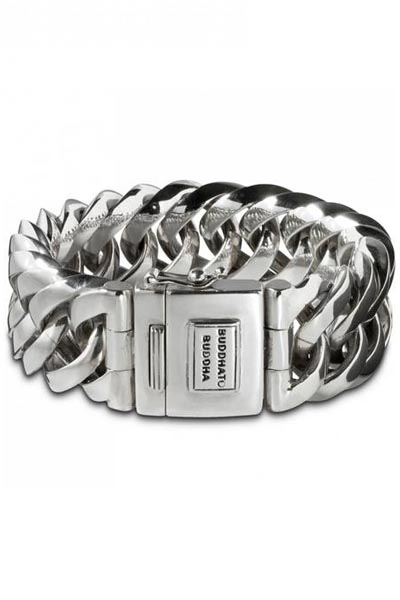 Buddha to Buddha Chain Big armband 080