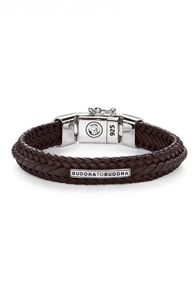 Buddha to Buddha Nurul Small Leather Brown 816BR